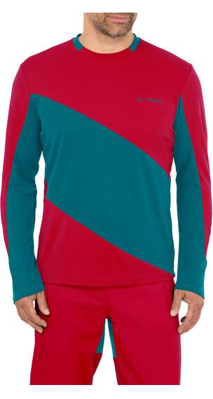 VAUDE M's Moab LS Shirt redwood